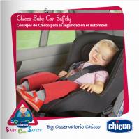 Portada Catálogo Chicco Car Safety
