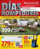 Portada Catálogo Bauhaus Baños