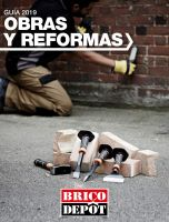Portada Catálogo Brico Depôt Renueva