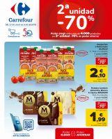 Portada Catálogo Carrefour Alimentación Castellano