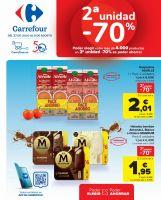 Portada Catálogo Carrefour Alimentación Canarias