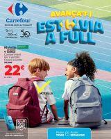 Portada Catálogo Carrefour Especiales Bis