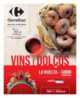 Portada Folleto Carrefour Cataluña