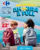 Portada Folleto Carrefour Madrid
