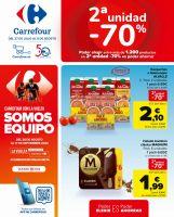 Portada Catálogo Carrefour Fiestas