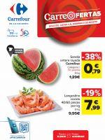 Portada Catálogo Carrefour Regional