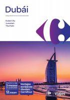 Portada Catálogo Viajes Carrefour Dubái
