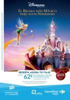 Portada Catálogo Viajes Carrefour Disneyland