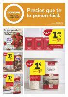Portada Catálogo Consum Basic Castellano