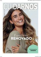 Portada Catálogo Revista Consum Belleza