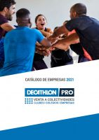 Portada Catálogo Decathlon Club