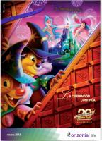 Portada Catálogo Vibo Viajes Disneyland