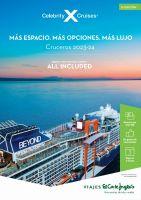 Portada Catálogo Viajes El Corte Inglés Cruceros