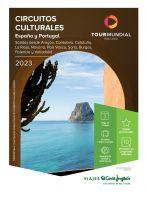 Portada Catálogo Viajes El Corte Inglés Circuitos