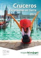 Portada Catálogo Viajes El Corte Inglés Rutas