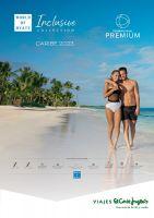 Portada Catálogo Viajes El Corte Inglés Novios