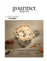 Portada Catálogo Gourmet Magazine El Corte Inglés