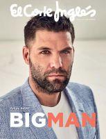 Portada Catálogo El Corte Inglés Big Man