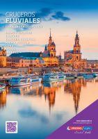 Portada Catálogo Viajes Eroski Cruceros Fluviales