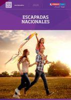 Portada Catálogo Viajes Eroski Escapadas