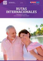 Portada Catálogo Viajes Eroski Edad Oro
