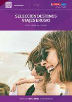 Portada Catálogo Viajes Eroski Costas