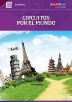 Portada Catálogo Viajes Eroski Grupos