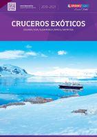 Portada Catálogo Viajes Eroski Esquí