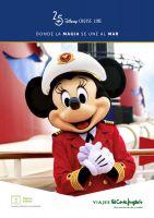 Portada Catálogo Viajes El Corte Inglés Disneyland