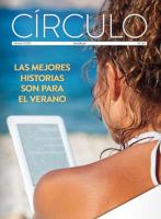 Portada Catálogo Círculo de Lectores Equisania
