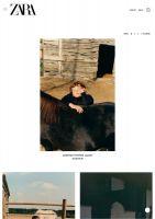 Portada Catálogo Zara Kids