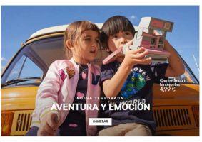 Portada Catálogo H&M Niños