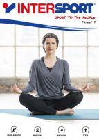 Portada Catálogo Intersport Fitness
