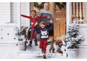 Portada Catálogo H&M Niñas & Niños