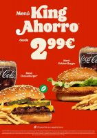Portada Folleto Burguer King