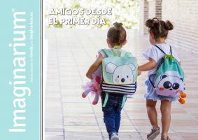 Portada Catálogo Imaginarium Junior