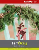 Portada Catálogo Ferrokey Fiestas