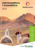 Portada Catálogo Viajes El Corte Inglés CentroAmércia