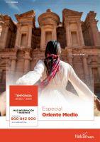 Portada Catálogo Halcón Viajes Escapadas