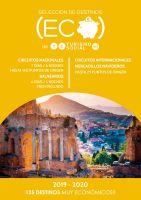 Portada Catálogo Viajes El Corte Inglés Golf
