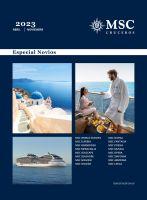 Portada Catálogo Nautalia Viajes Novios