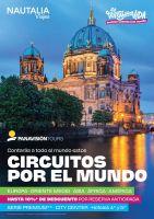Portada Catálogo Nautalia Viajes Cruises