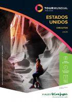 Portada Catálogo Viajes El Corte Inglés Autocar Circuitos