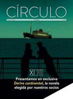 Portada Catálogo Círculo de Lectores