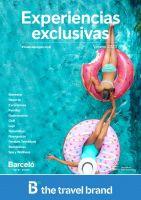 Portada Catálogo Barceló Viajes Costas