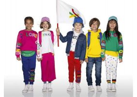 Portada Catálogo Benetton Kids