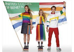 Portada Catálogo Benetton Temporada