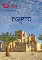 Portada Catálogo Tui Egipto