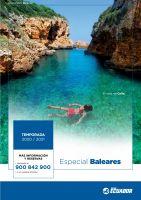 Portada Catálogo Viajes Ecuador España