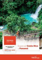 Portada Catálogo Halcón Viajes Amércia del Sur